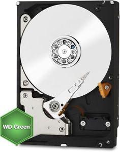 """(Ebay PLUS) Western Digital WD Green 3TB SATA 6Gb/s  3,5"""" (WD30EZRX) rezertifiziert"""