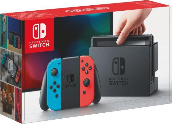 Nintendo Switch für 274€ (Filiale) bzw. 279,99€ (Versand) [Medimax]