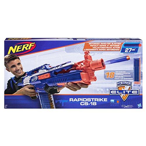 [Amazon] Hasbro Nerf N-Strike Elite Rapidstrike 29,08€ WHD sehr gut