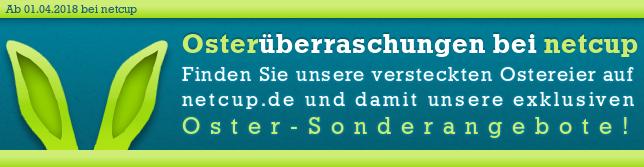 Osterangebote bei netcup (Eiersuche) / Ab 01.04.18