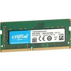 [Alternate+PAYDIREKT] Crucial SO-DIMM 8 GB DDR4-2400