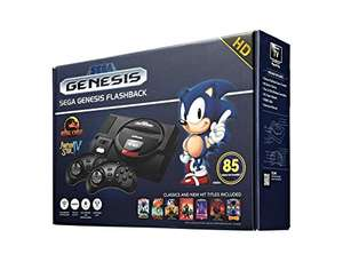 Sega MegaDrive Mini Flashback HD inkl. 82 Spielen für 68,09€ (Amazon.fr)