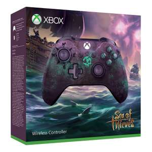 Xbox One S Wireless Controller - Sea of Thieves Limited Edition für 44€ (eBay Plus Saturn)