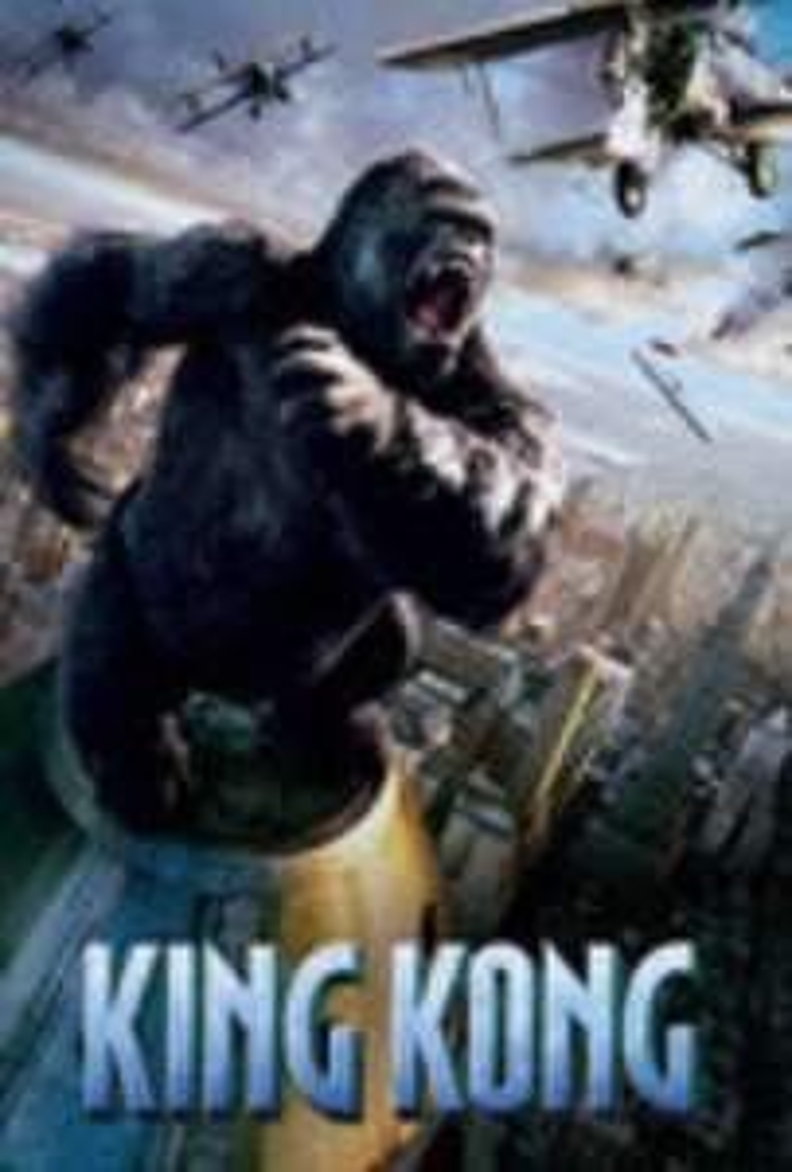 iTunes King Kong 4K zum Kauf