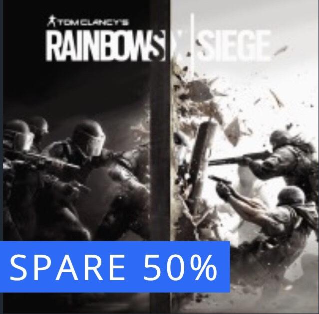 [PSN] Rainbow Six Siege - Angebot der Woche