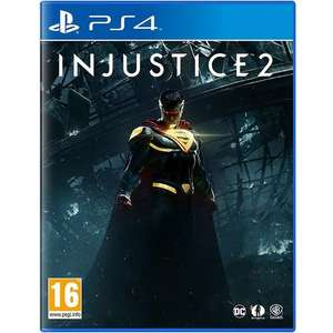 Injustice 2 (PS4) für 20,10€ (MyMemory)