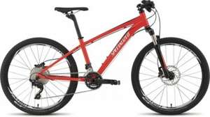 "Specialized Hotrock 24 XC Pro Kinderfahrrad 24"" Mountainbike für Kids MTB Hardtail"