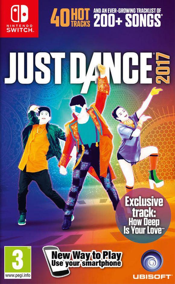 Just Dance 2017 (Switch) für 22,95€ (Coolshop)