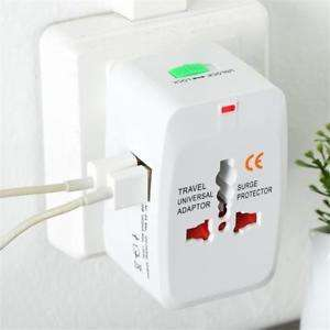 [ebay China] Reiseadapter mit 2x USB