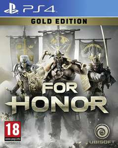 For Honor (Gold Edition) (Ps4)