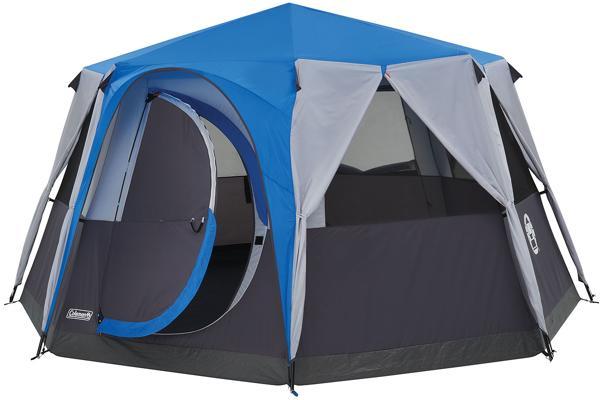 Großes Zelt - ideal für Campingausflüge mit Familie oder Festivals - Angebot bis 16:30 Uhr gültig!