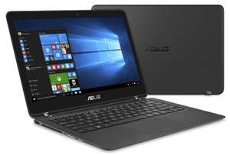 [Campuspoint] ASUS Zenbook Flip UX360UAK i5-7200u, 8GB, 512GB M.2
