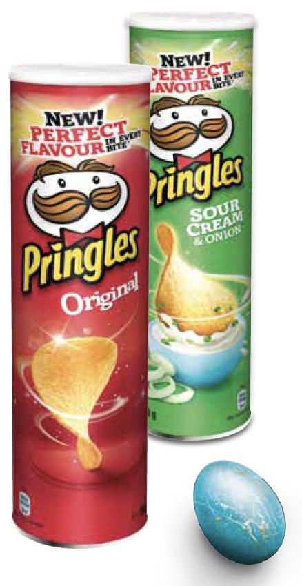 Pringles für nur 1,39 € bei ALDI, LIDL, PENNY, REWE und NETTO MD