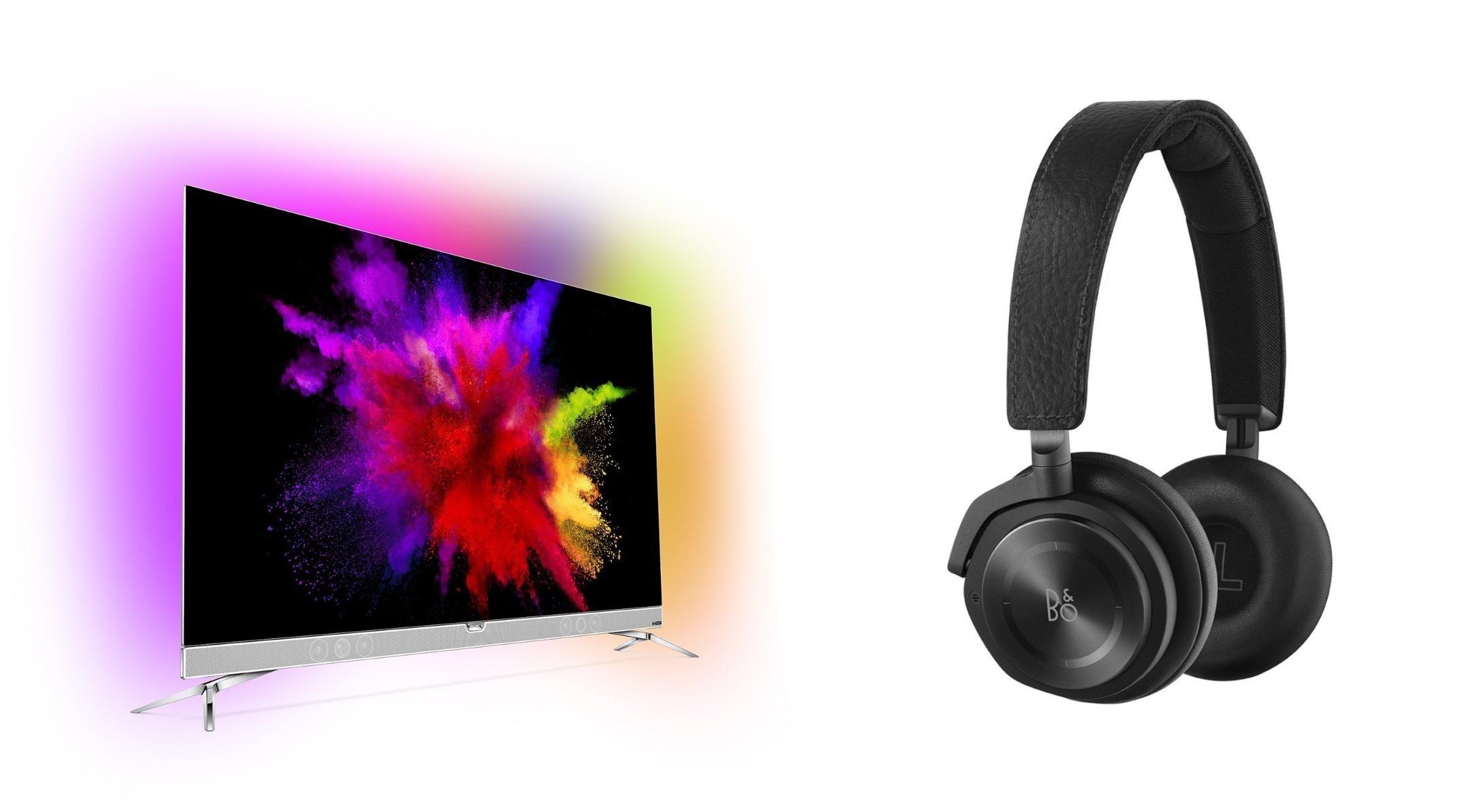 Bang & Olufsen BeoPlay H8 Kopfhörer (alle Farben) für 249,99€ | Philips 55POS901F 4K OLED-TV für 1699€