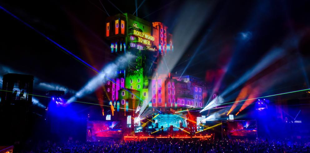 Electroland Festival im Disneyland® Paris – 2 Tage inklusive 4* Hotel, Frühstück & Tickets für 135€