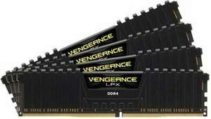 Corsair Vengeance LPX DDR4 - Kit 32 GB (4×8GB), 2800 MHz, CL14 (Amazon.fr)