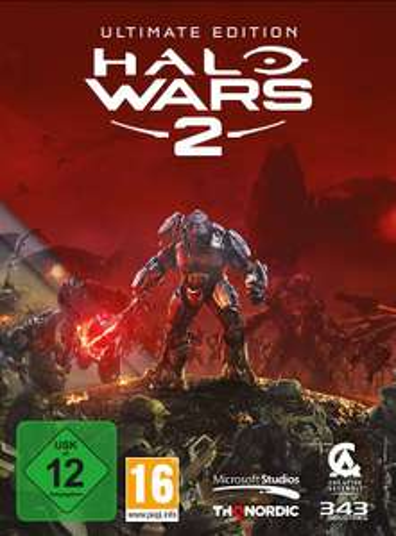Halo Wars 2: Ultimate Edition (PC Retail) für 16,79€ (Amazon IT)