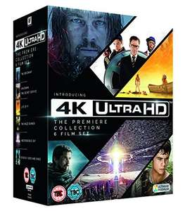 Amazon.co.uk: 4K Ultra HD - The Premiere Collection [Blu-ray] [2016]