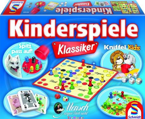 Schmidt Spiele Kinderspiele Klassiker (Spielesammlung) für 10,97€ (Amazon Prime Blitzangebot)