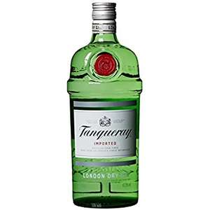 (Lokal HH) Tanqueray 1 Liter 17,99 € London Dry Gin @Getränke-Paradies Wolf