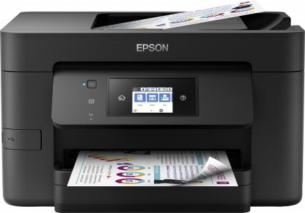 Drucker Weekend Deals bei Saturn - z.B. Epson WorkForce Pro WF-4725DWF für 119€; Canon Pixma MG3650 für 39€ statt 51,44