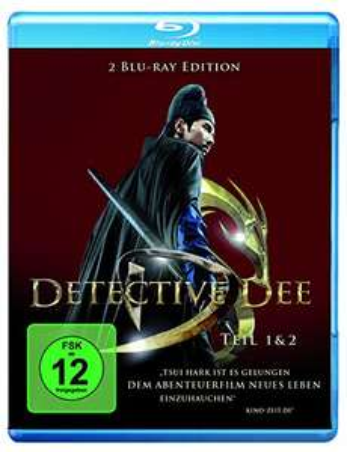 [Blu-ray] [Prime] Detective Dee 1 & 2 @amazon.de