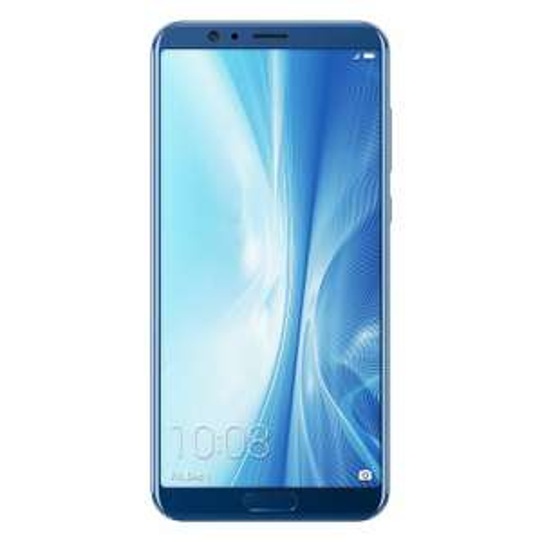 Honor View 10 blau Smartphone 5,99 Zoll FHD+ 128 GB Speicher 6 GB RAM Dual Sim [Amazon IT]