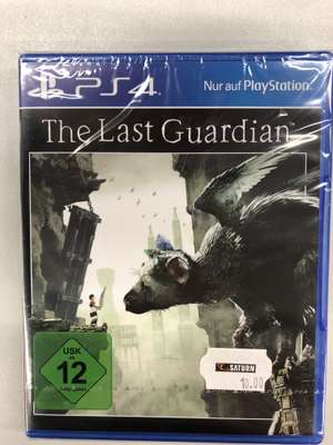 The Last Guardian PS4 [lokal Saturn Moers]