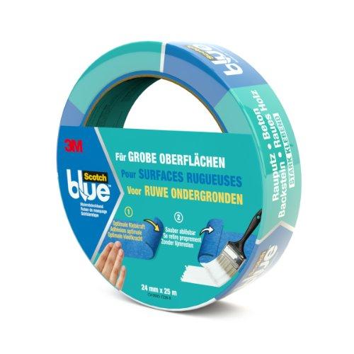 (Für 3D Drucker) Scotch Blue Tape 24mm x25m -  (Amazon Plus)