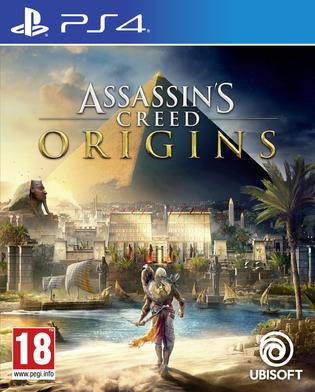 Assassin's Creed: Origins (PS4 & Xbox One) für je 31,95€ (ShopTo)