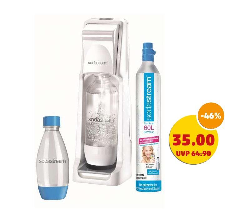 [Penny] Sodastream Wassersprudler Cool, weiß - inkl. VSK