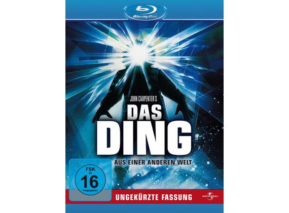 Das Ding aus einer anderen Welt - Ungekürzte Fassung [Blu-ray] für 4,98€ [dodax + Amazon]