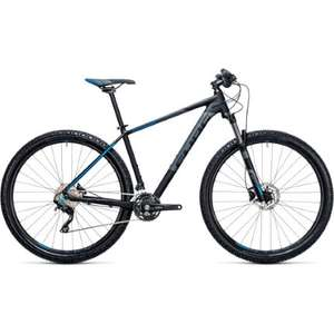 "Cube Attention Hardtail Mountainbike (2017, 27,5"") bei [Wigglesport.de]"