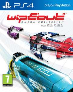 WipEout: Omega Collection (PS4) für 14,70€ (ShopTo)