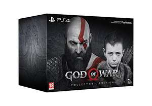 God of War 2018 Collector's Edition - Amazon Frankreich