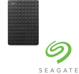 Seagate Expansion Portable 2TB (externe HDD, 2,5'') für 59,90€ (Abholung) bzw. 63,85€ (Versand) [Cyberport]