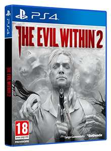 The Evil Within 2 (PS4/Xbox One) ab 14,71€ (Amazon.fr)