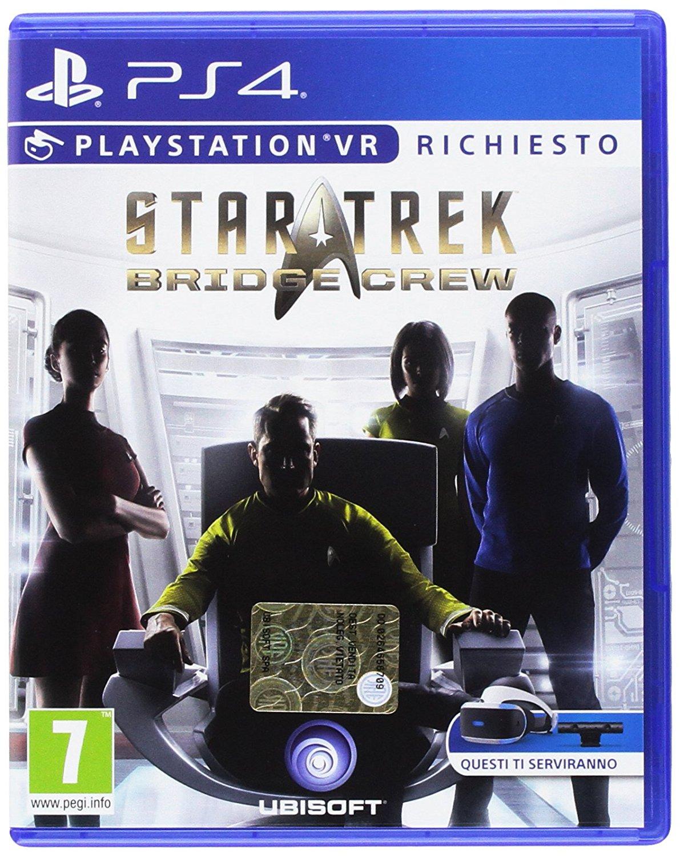 Star Trek: Bridge Crew (PS4) für 10,76€ (Amazon.it)