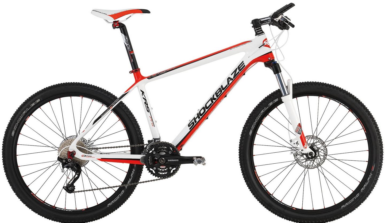 Carbon Mountainbike mit RockShox Recon Luftfedergabel und 11,2kg Gewicht nur Gr 44 für 717,-€inkl Versand