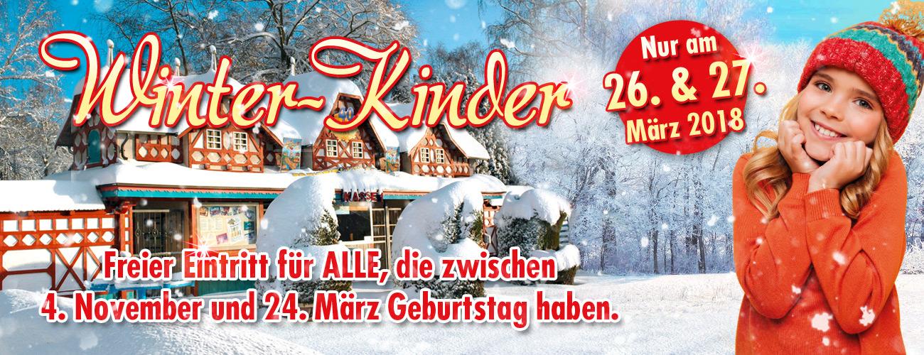 Freier Eintritt ins Freizeitland Geiselwind bei Geburtstag zwischen 04.11.bis 24.03.