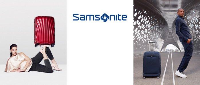 Koffer-Direkt   -- Nur an diesem Wochenende!! 15% Rabatt auf alle Samsonite Artikel!
