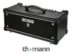 Boss Katana 100Watt Transitor / Modelling Head