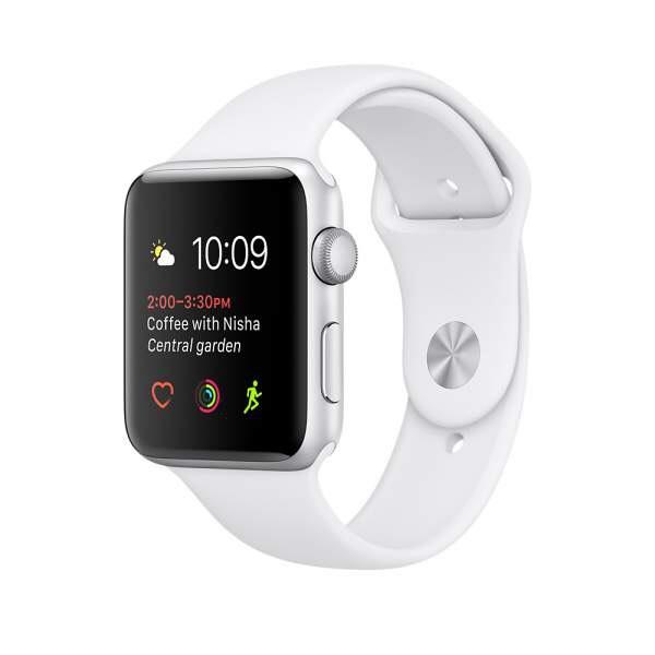 [alternate.de] Apple Watch Series 1 Aluminium 42mm silber mit Sportarmband weiß für 205,89€!!! Schnell sein!!