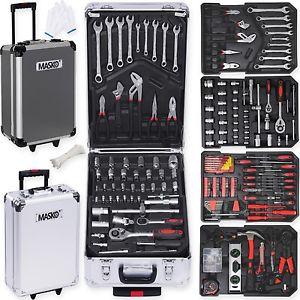 Werkzeugkoffer Set von MASKO 725tlg Trolley für 47,80€ (PVG 75€) EbayPlus