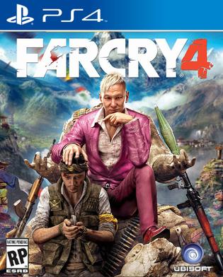 Far Cry 4 (PS4 & Xbox One) für je 15,85€ (ShopTo)