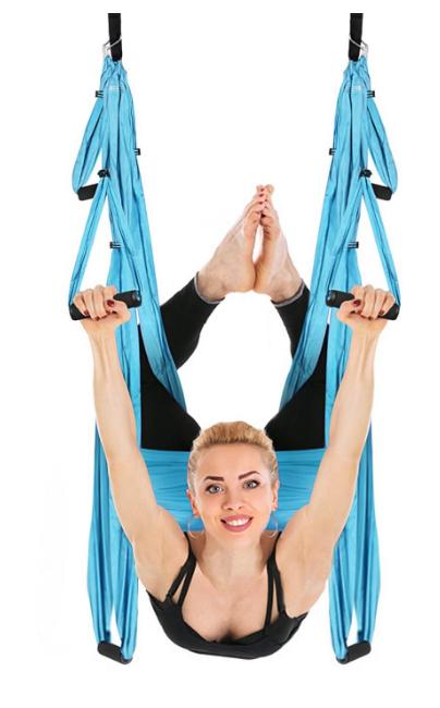 ( Ebay ) Liebesschaukel 2.0 oder auch für Yoga geeignet wenns sein muss