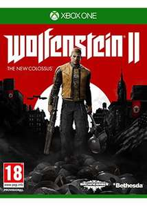 Wolfenstein 2: The New Colossus inkl. The Freedom Chronicles: Episode Zero! DLC (Xbox One) für 22,70€ (Base.com & ShopTo)