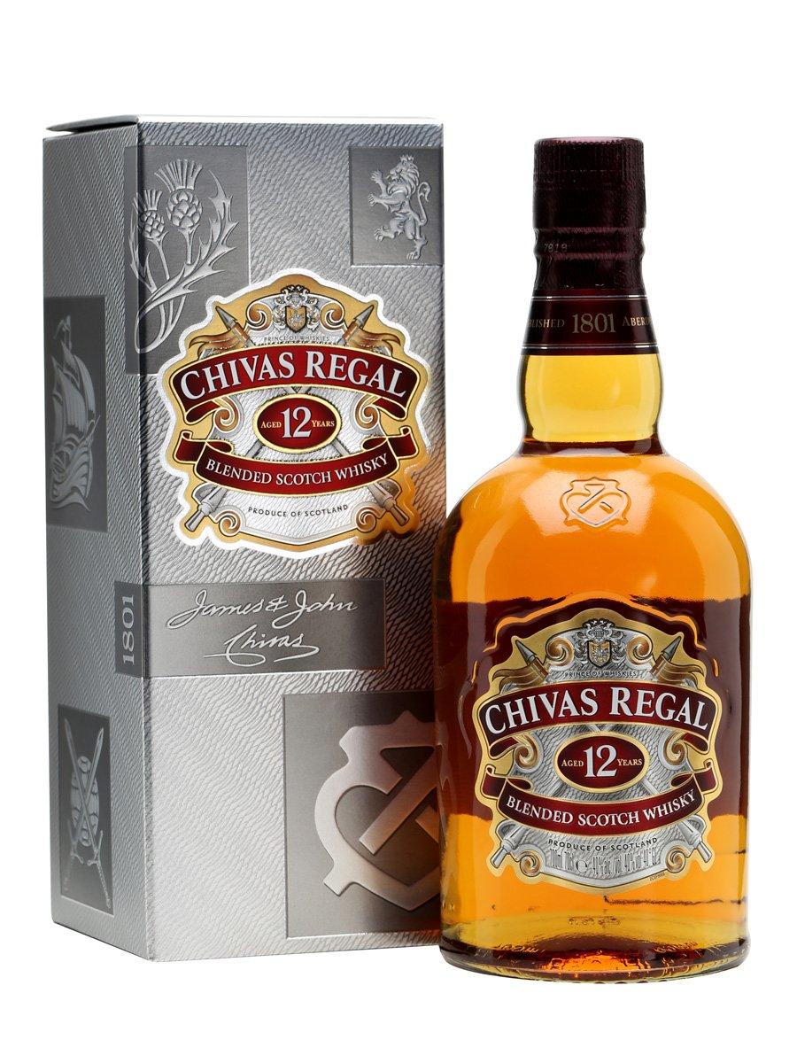 Samstagskracher 31.03. Netto MD & City Chivas Regal 12 Jahre Whisky 40% 0,7 l