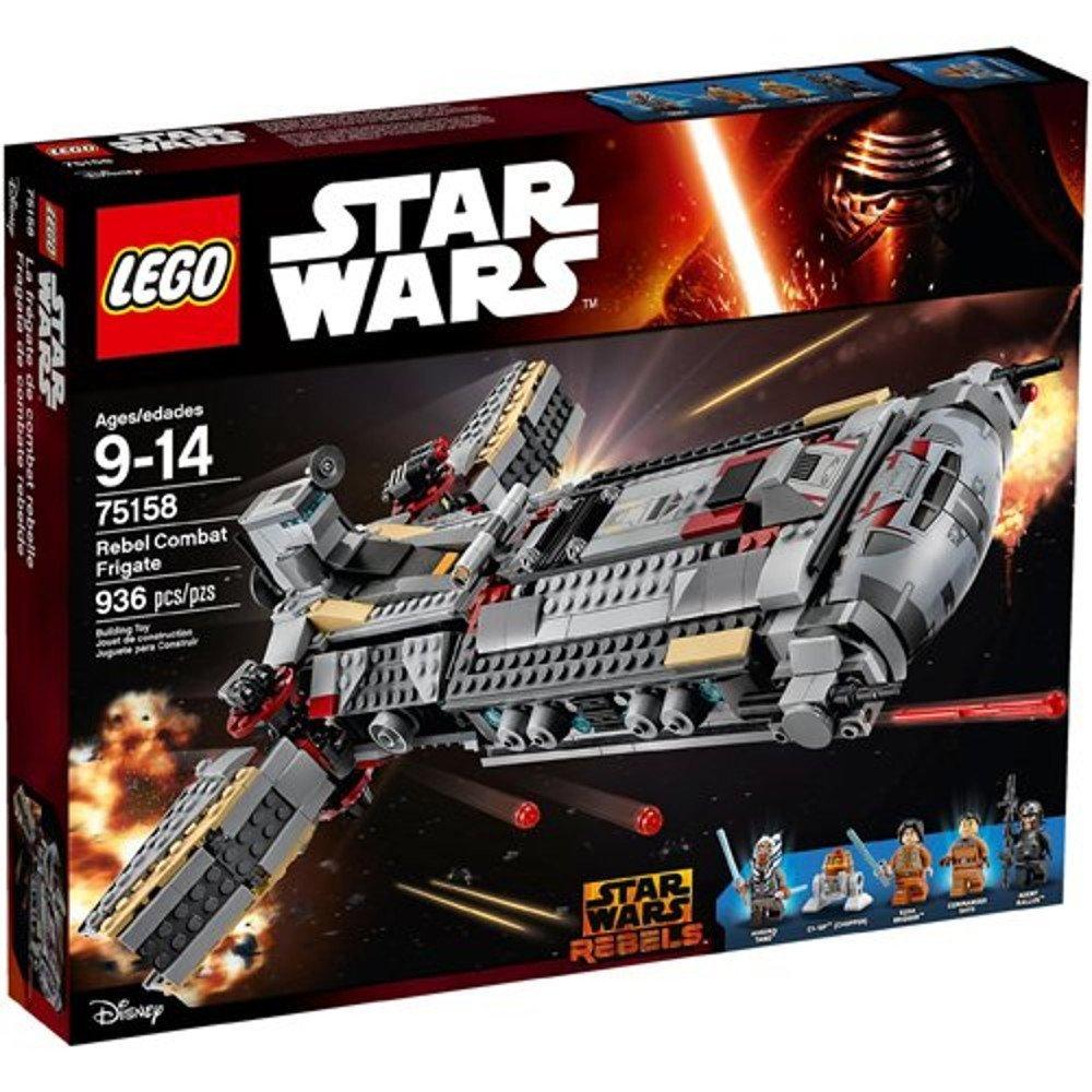 Lego Star Wars 75158 - Rebel Combat Frigate für 79,99 Euro [toys'r'us]