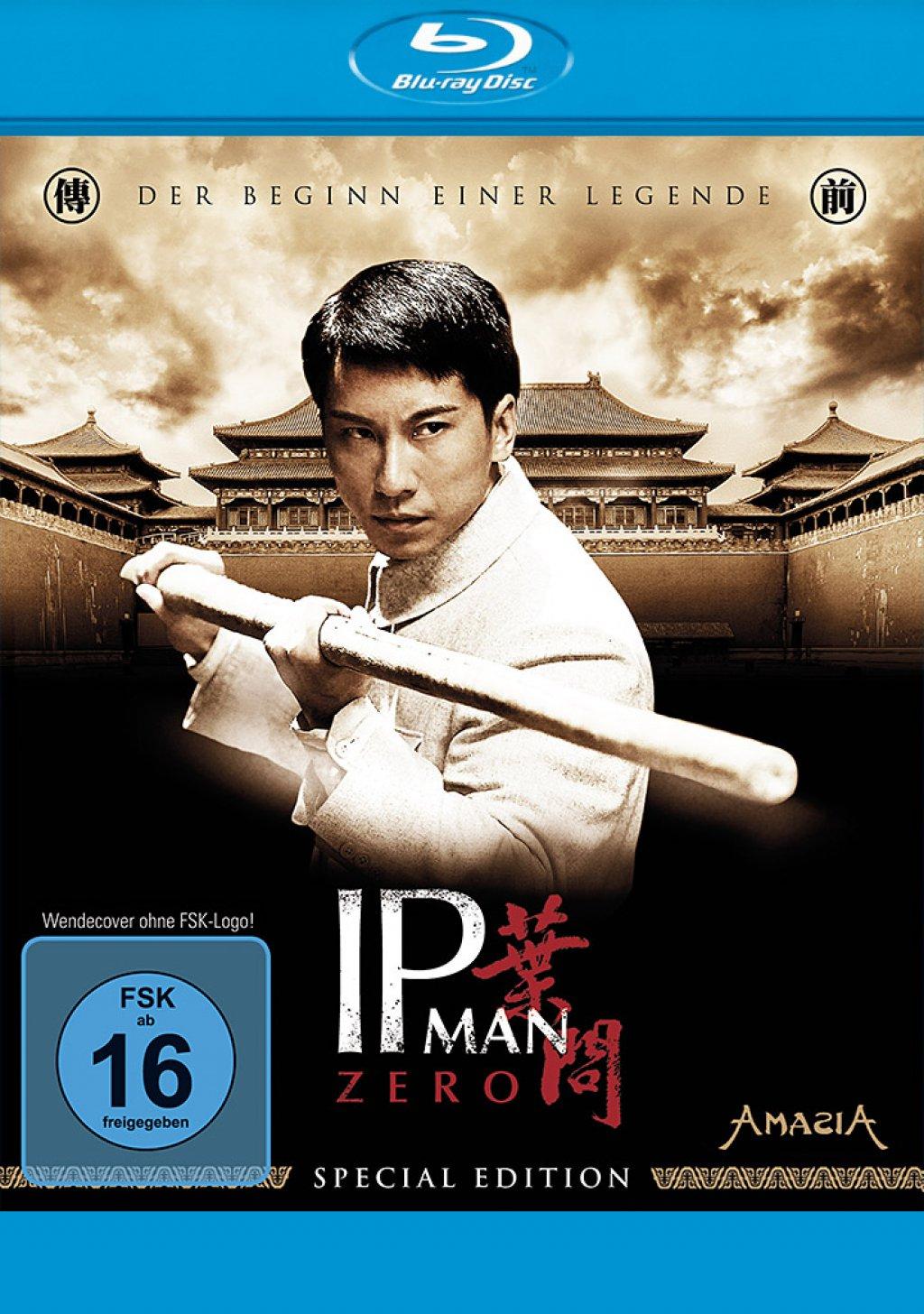 IP Man Zero Special Edition (Blu-ray für 4,99€ (Dodax)